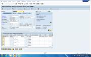 SAP - Faktura kosztowa